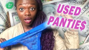 The Dirty Secret Of Making The Most Of Selling Used Panties